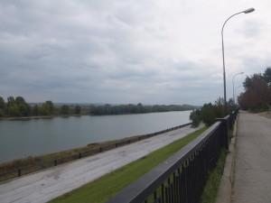 Dniestr River(Bendery)2
