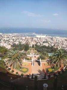 Bahai Garden(Haifa)7