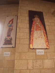 Spain&Thailand
